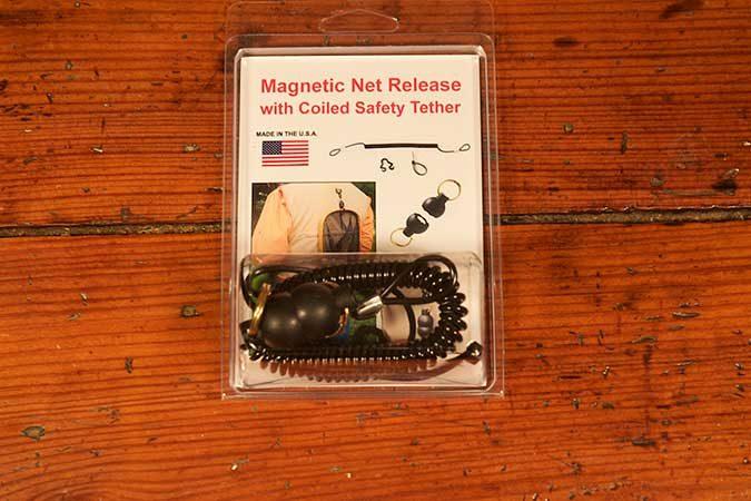 Magnetic Net Release - Stonefly Landing Nets