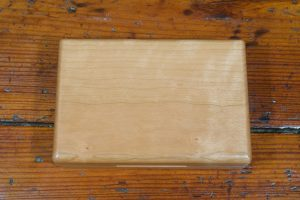 Cherry Wood Fly Box – Stonefly Nets - Wood Landing Nets