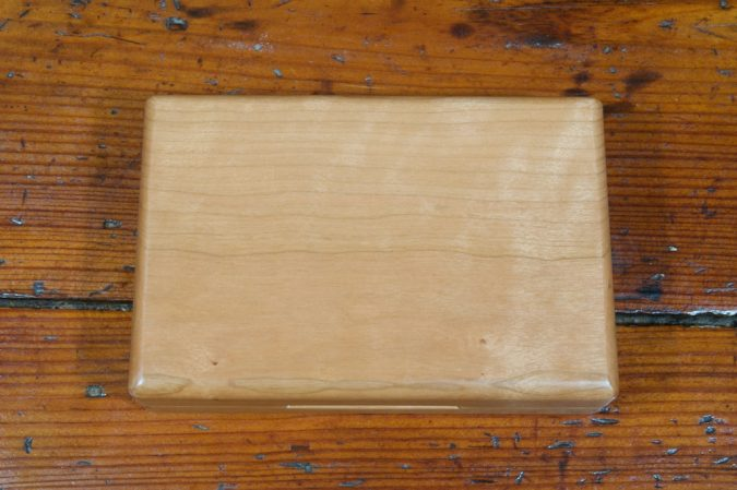 Cherry Wood Fly Box – Stonefly Nets - Wood Landing Nets