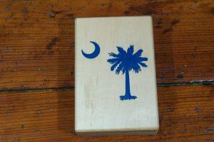 South Carolina Fly Box - Stonefly Nets - Wood Fly Box