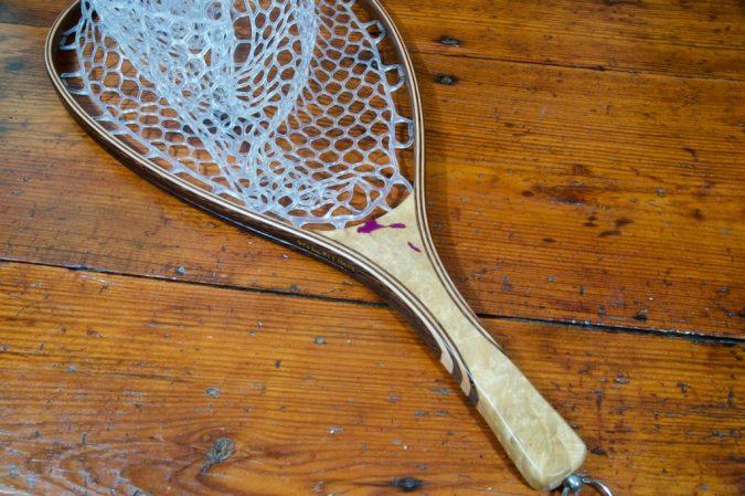 Asian Crepe Myrtle - Stonefly Nets - Wood Landing Nets