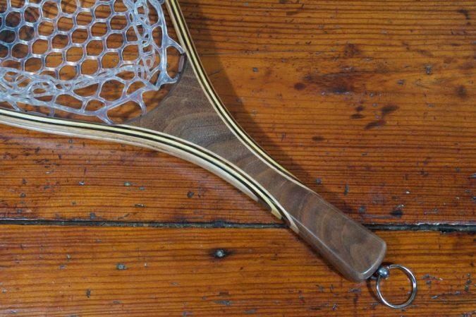 Claro Walnut Landing Net - Stonefly Nets - Wood Landing Nets