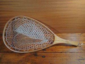 Canary Landing Net - Stonefly Nets - Wood Landing Net - Fishing Nets