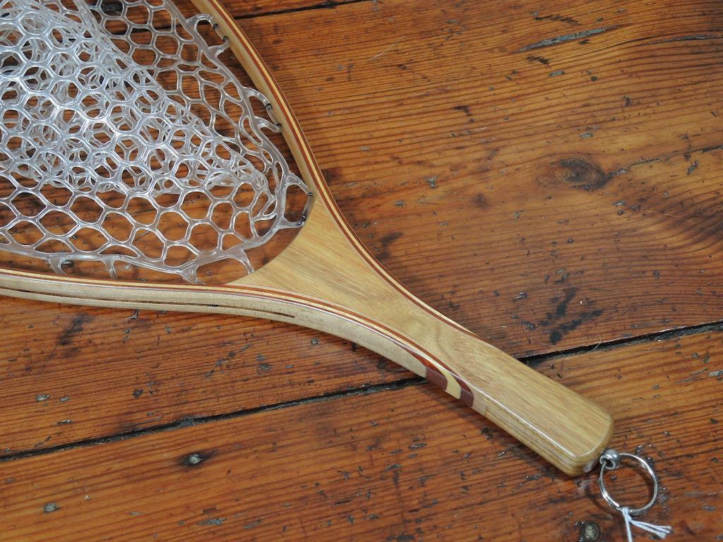 Canary Landing Net - Stonefly Nets - Wood Landing Net - Fishing Nets
