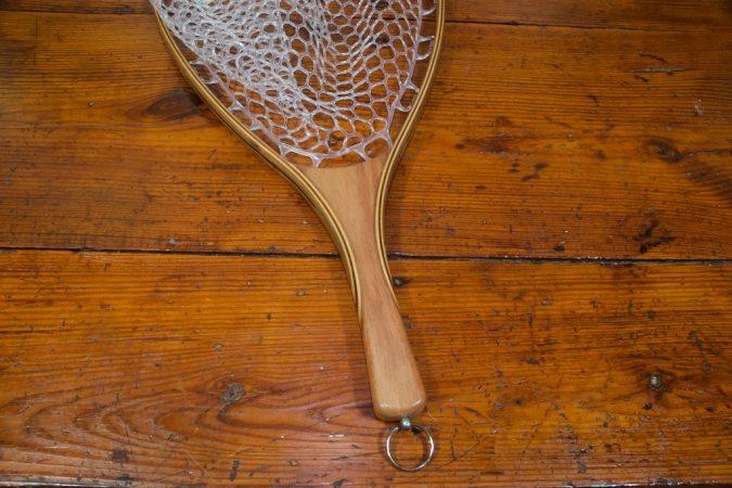 Canary Backcountry Landing Net - Stonefly Nets - Wood Landing Nets